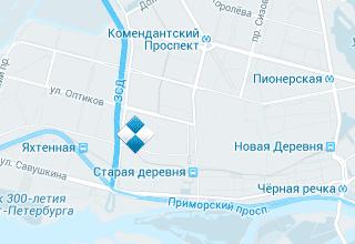 Сервис «Штирлиц» на ул. Планерная, д.15 Б (карта)