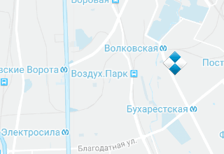 Сервис «Штирлиц» на ул. Бухарестская, д.6 А (карта)